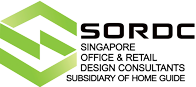Commercial Office & Retail Interior Designer in Singapore