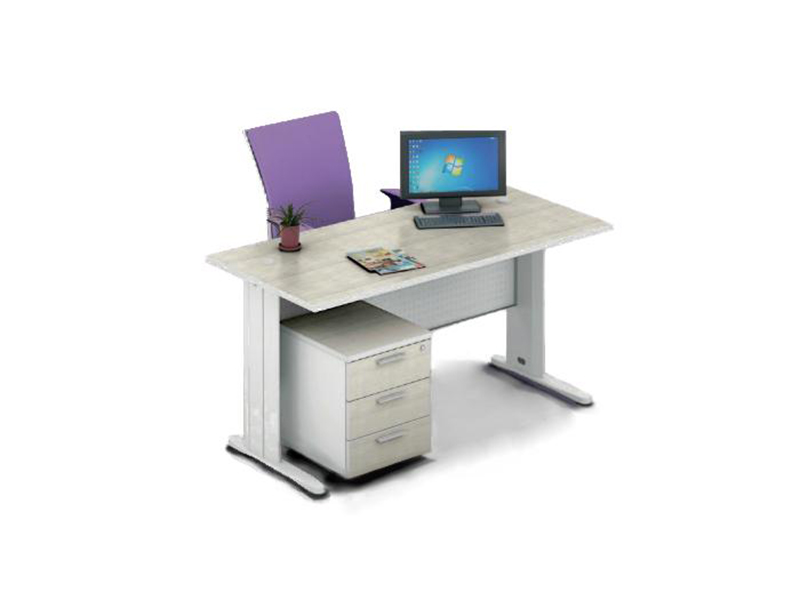 Et G1200 Hot Desk Office Free Standing Table Singapore