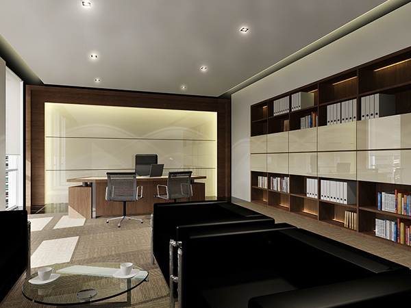 Investment company for The interior company