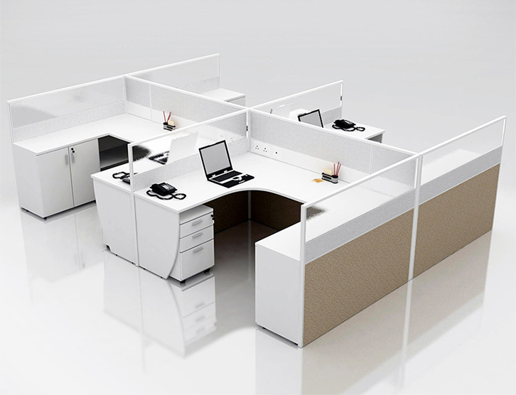 Office system furniture singapore office table chair for Office table design 2016