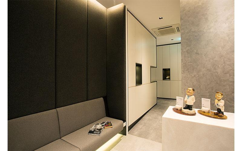 Dental surgery interior design sordc clinic design