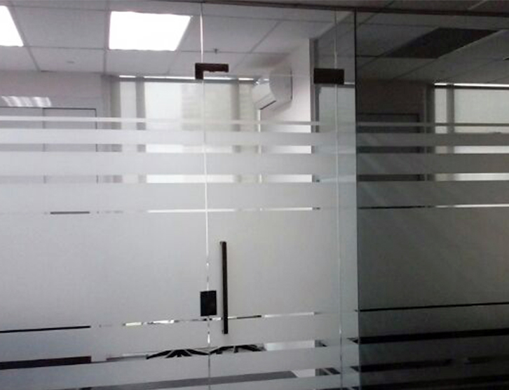 Office Glass Flims - Interior Design SORDC