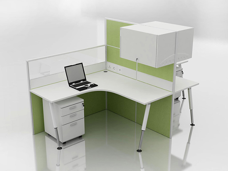 Office Cubicle for 2 Person - BLOCCO-CZ-106-5A