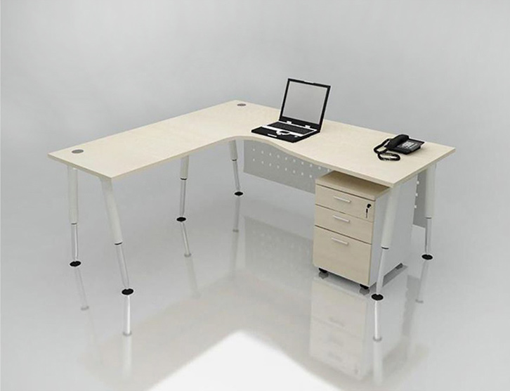 Office Free Standing Table - System Furniture Singapore