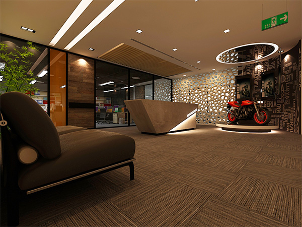 Office And Retail Interior Design And Renovation Singapore Sordc