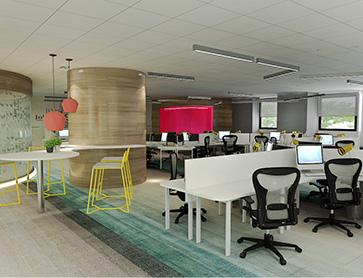 Fun Creative Office Design 78 Shenton Way Sordc